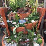 Những khu vườn mini fairy garden đẹp như truyện cổ tích