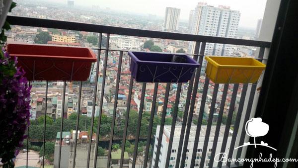 thi công ban công chung cư đẹp
